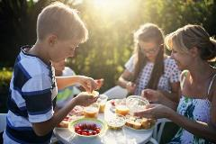 The Relationship Between Mealtime Behavior Problems and Family Stress