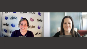 AIDE Canada starts a conversation with Dr. Evdokia Anagnostou about genetics research