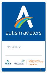 Autism Aviators Booklet - Handout - Autism Nova Scotia