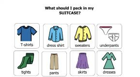 Tips for Packing your Suitcase - Handout - Autism Nova Scotia